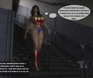 Wonder Woman v Gremlins: Part 1
