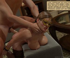 Clara Ravens 4- Colombina's Illusion - part 26