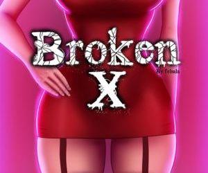 Felsala – Broken X