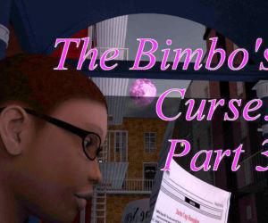 The Bimbos Curse 3