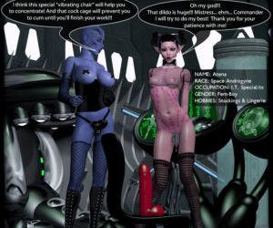 S.P.E.R.M. - The Feminization of Atena