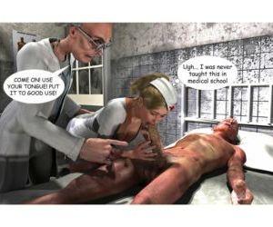 Hollys Freaky Encounters - Night Shift Nurse - part 3