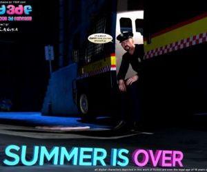 Y3DF- Summer is Over