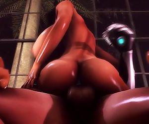 Blackjrxiii- Overwatch July Animations