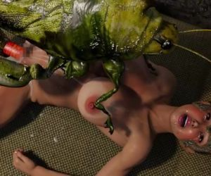 Edge Systems Insect Huntress Saki Hell of Lewd Insects - part 15