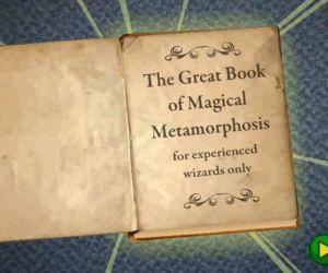Magic Book - part 2