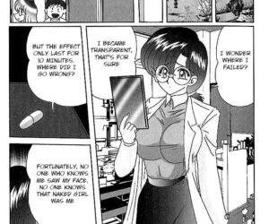 Toumei Jokyoushi Yukino Invisible..