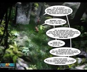 3D Comic: Legacy. Episode..
