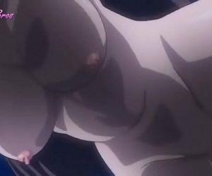 hentai girl uses dynamite to fap..