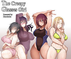 Nekura Megane ♀ - The Creepy..