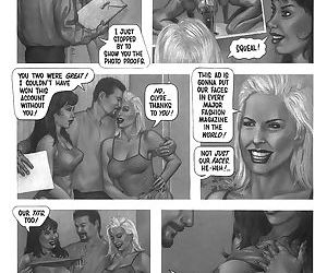 Comics Two chicks tortured in wild bdsm comix.., bdsm  All