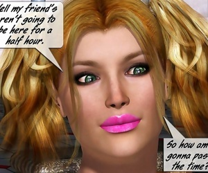 Comics Teenie interracial sex - part 11, blowjob  fantasy