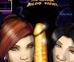 Golden Dildo Hunt- World Porncraft