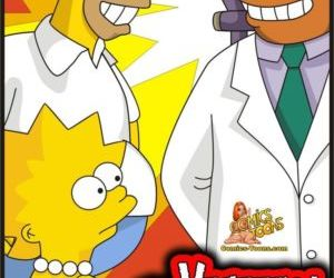 Comics The Simpsons – Visiting Doctor, blowjob  simpsons