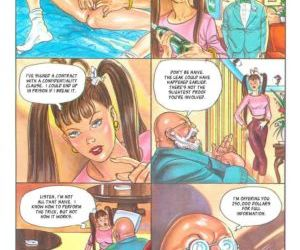 Comics Ferocius- Kalimastro - part 3, western  group