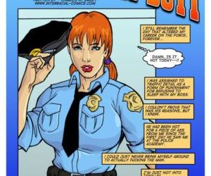 Comics In the line of duty- Interracial, interracical  big-boobs