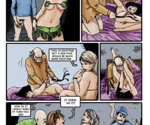Comics Sex Game Part 3 - part 2, western  group