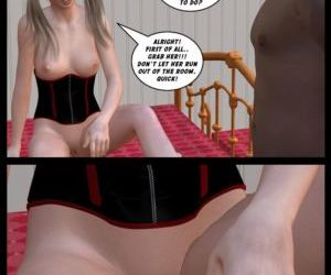Comics Sexydoll – The Alien Fetus -.., 3d  interracical