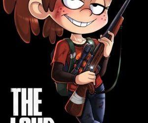 Comics Shadbase- The Loud of us