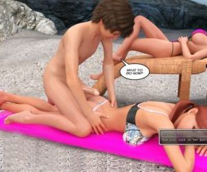 fumetti Sister and Mom- Icstor – Incest.., pompino trio
