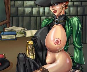 Comics Banana Shortcake 5- Hermione Granger, anal , blowjob  futanari & shemale & dickgirl