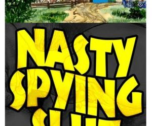 Nasty Spying Slut -Sextronix