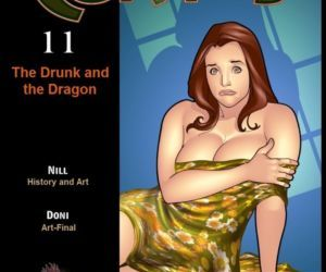 Curtas 11- Drunk and Dragon