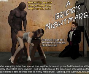 Comics UncleSickey- A Bride Nightmare, blowjob , interracical  big-cock