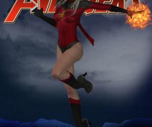 Comics Pervs Psychopaths- Dark Avengers, blowjob  bdsm