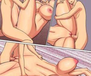 Comics I Love Most My Mama - part 2, full color  manga