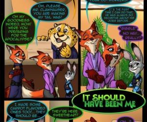 Zootopia- It Should Have Been Me