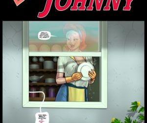 Comics Milftoon- Big Johnny, milf  family