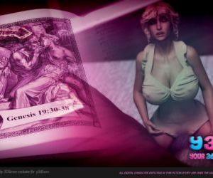 Comics Y3DF- Deuteronomy-3DSimon, comix incest  incest