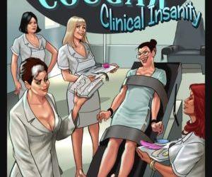 Comics Coochie Cougar 2- Clinical Insanity slut