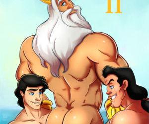 Comics Phausto- Royal Meeting 2, anal  blowjob