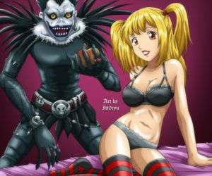 Comics Locofuria- Shinigami Apple, monster  forced