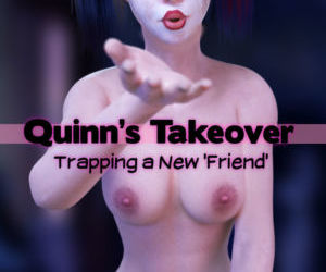Comics Strapy- Quinn's Takeover, shemale  big cock