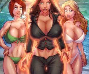 Comics ZZZ- Island Grown 2, blowjob  threesome