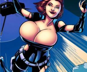 Comics Incognito- Agent GTS 8, milf  fantasy