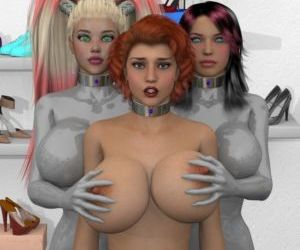 Comics Big Kahuna- Perfect Pairs, threesome , double penetration  lesbian