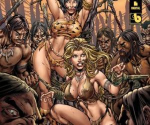 Comics Boundless- Jungle Fantasy Survivor 4, blowjob , milf  fantasy