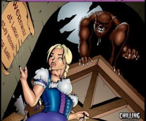 Comics James Lemay-Carnal Tales 1-2, blowjob  monster
