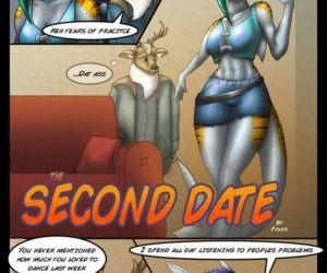 Comics The Second Date furry