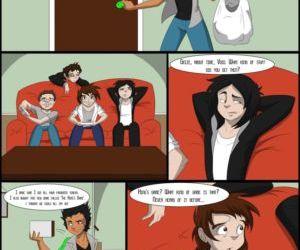 Comics The Queens Game gender bending