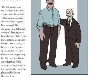 Comics The Milkman - part 2 gender bending