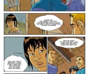 Comics The Long Road To The Sea - part 2 gangbang