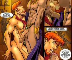 Comics The Incredibly Hung Naked Justice 2 -.., yaoi