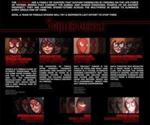 Comics The Hunt For The Inheritors superheroes