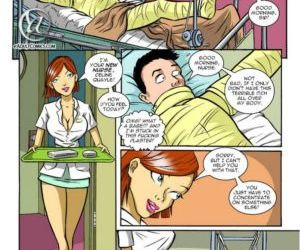Comics The Helpful Nurse 1, gangbang  All