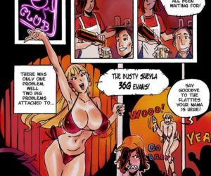 Comics The Expansion Cabaret cartoon rape